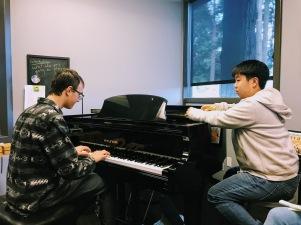 Piano Collaboration